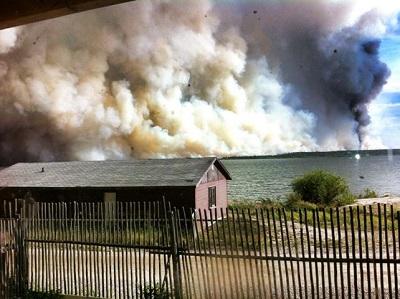 Fond du Lac Evacuation