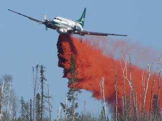 Sask. crew now fighting fires in USA