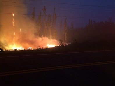 Survey explores La Ronge business losses from wildfires