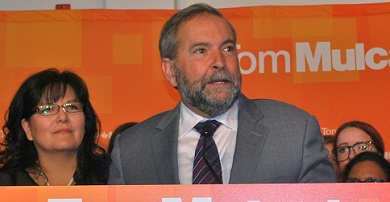 NDP leader joined by FSIN leader in Saskatoon campaign stop
