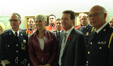Province provides $4.6M for special police ops