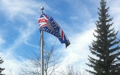 Treaty 6 flag to fly at La Ronge town office