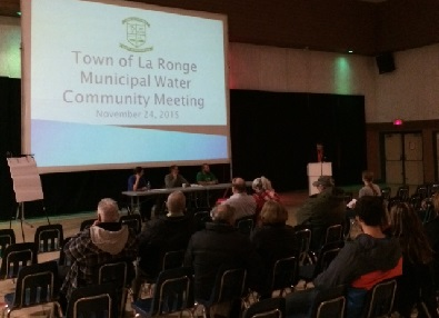 La Ronge town council gets more feedback on utility rate hikes
