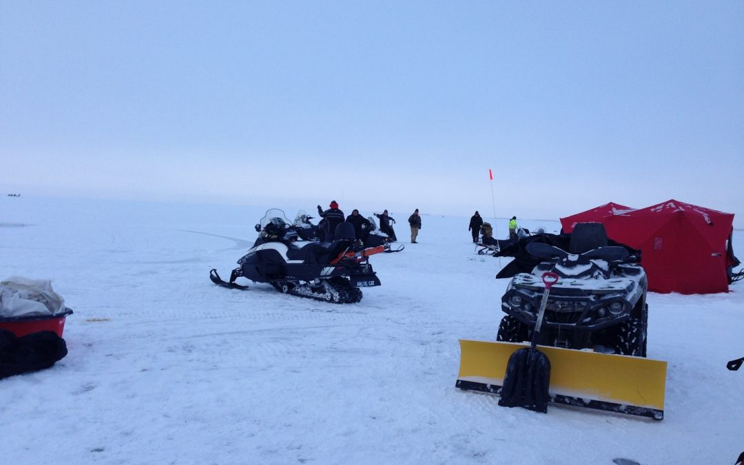 Search on Lac La Ronge Could Continue Over the Holidays