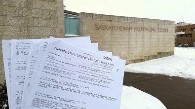 Prince Albert police share details on forcible confinement case