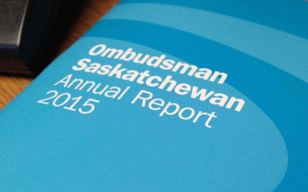 Ombudsman says complaints against provincial ministries and agencies up 22% in 2015