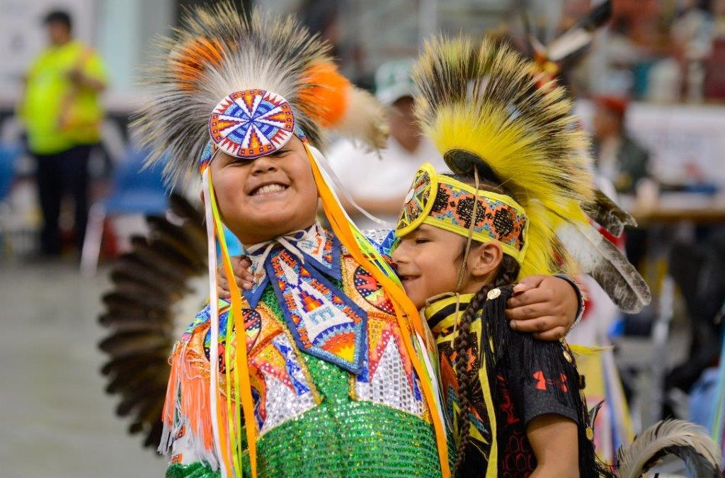 "This weekend's Painted Hand Casino Powwow a ""way to give back"""