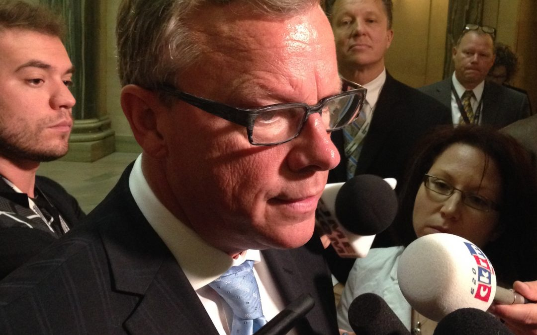 Premier Wall says 60's Scoop apology is coming