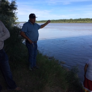Chief says First Nations need to be part of pipeline monitoring and regulatory process