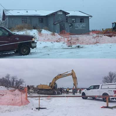 Last remaining Ile-a-la-Crosse Boarding School building reduced to rubble