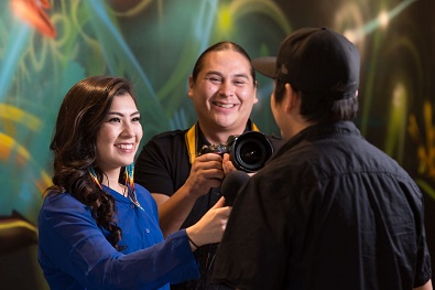 With RezX debuting on new cable network, founder highlights need to see Indigenous faces on TV