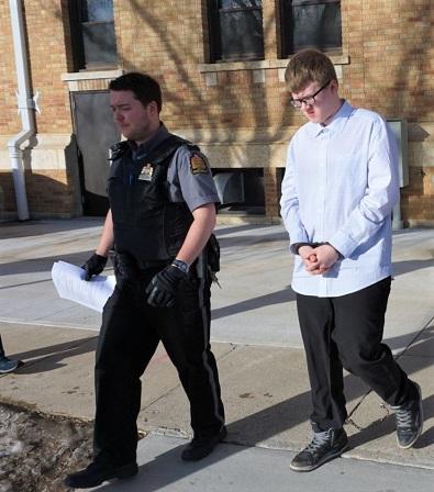 Jordan Herron sentenced to 11 years, no parole for Prince Albert murder