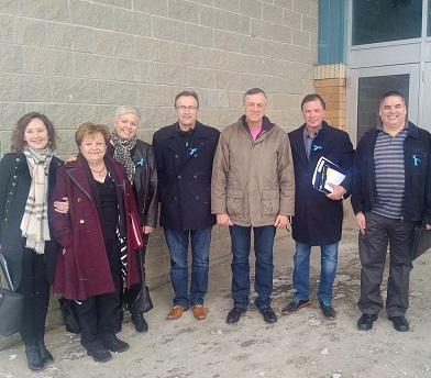 La Loche mayor speaks after visit from provincial cabinet ministers