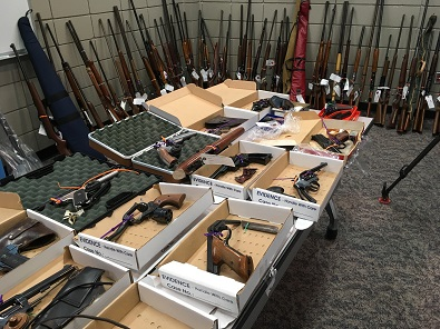 'No questions asked' gun turn-in program hits the mark for Regina Police