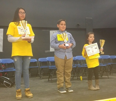 Three First Nations students off to National Spelling Bee