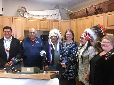 Federal government investing in Indigenous health researchers