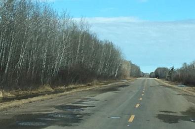 Highway to La Loche named worst Saskatchewan road - MBC Radio