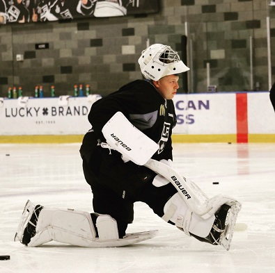 Joyce looking for pro contract at LA Kings development camp