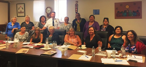 Prince Albert Police spearhead initial meeting to form Indigenous Women's Commission