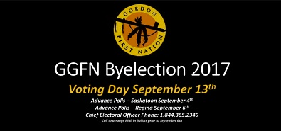 George Gordon First Nation members head to the polls