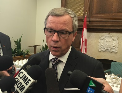 "Premier Wall accused of making ""foolish"" and ""insensitive"" comments about Louis Riel"
