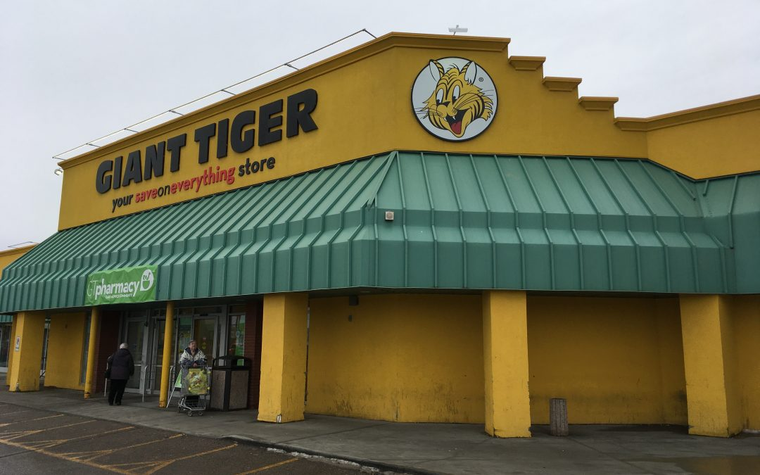 "Alleged victim of racial profiling ""couldn't be more satisfied"" with Giant Tiger's response"