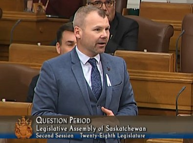 NDP grills province over Quill Lakes diversion project