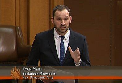 NDP, Sask Party spar over Indigenous suicide prevention