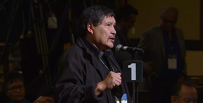 PAGC chief brings commercial fishing concerns to AFN special assembly