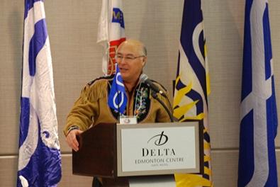 Chartier says he won't seek re-election as Métis National Council president
