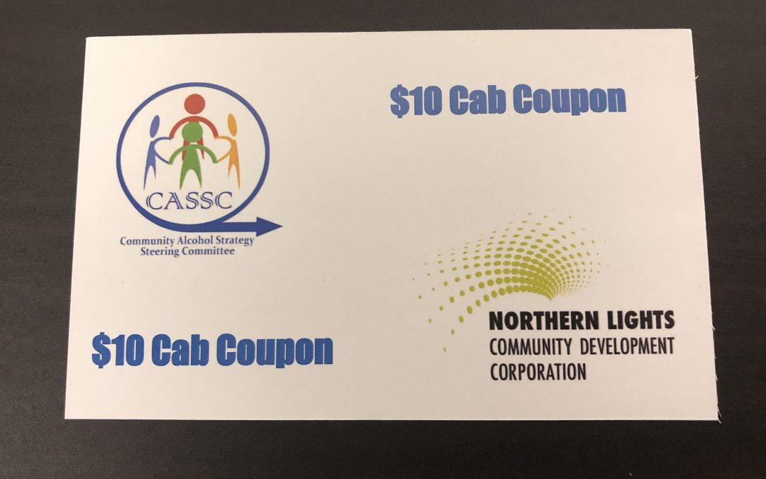 Prince Albert-based organization combats drunk driving with taxi service coupons