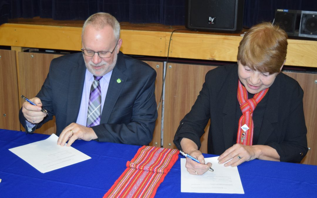 Agreement aims to strengthen Metis education in Saskatoon schools
