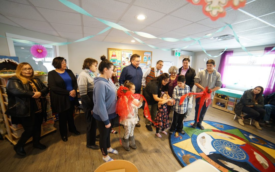 Star Blanket Cree Nation celebrates opening of Head Start building
