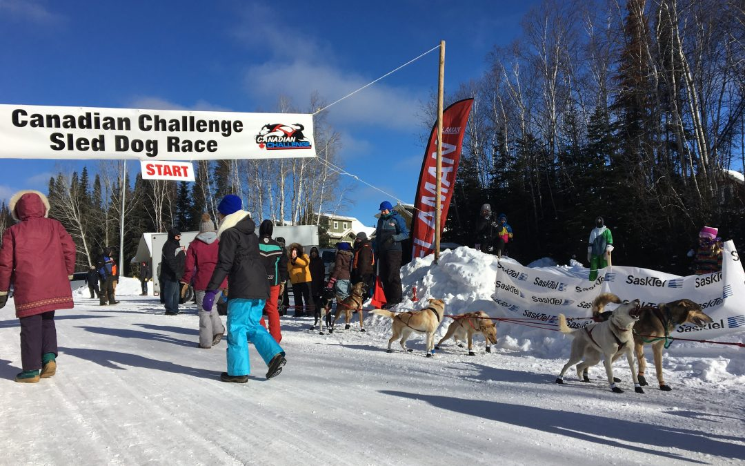 Canadian Challenge almost here