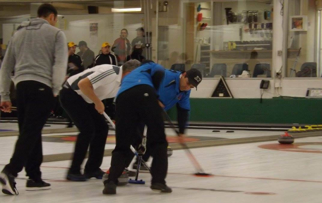 Curling cancelled in La Ronge