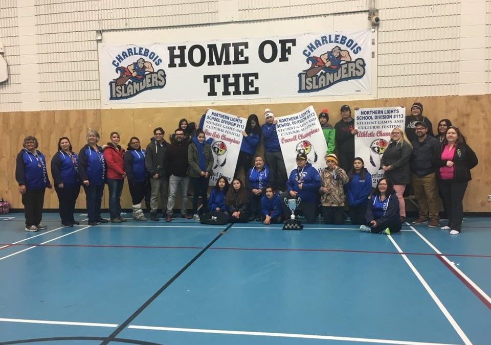 NLSD Junior Winter Games come to a close