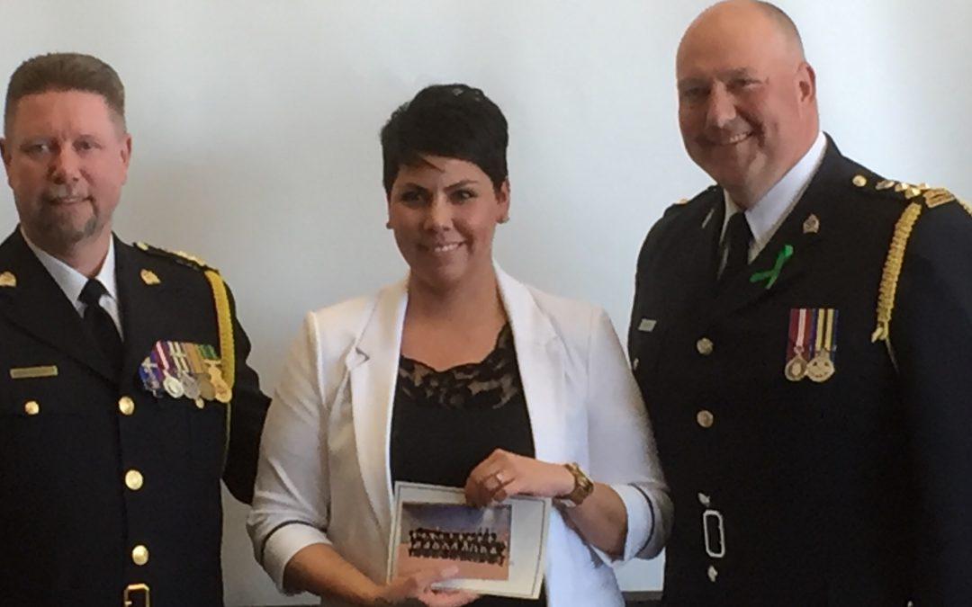 25 people graduate Aboriginal-inspired policing course