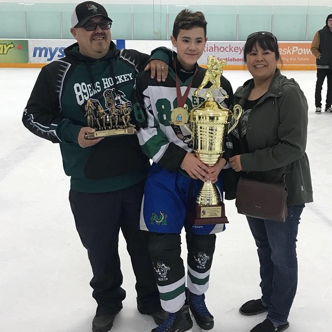 Roberts ready for FSIN Youth Hockey Championships
