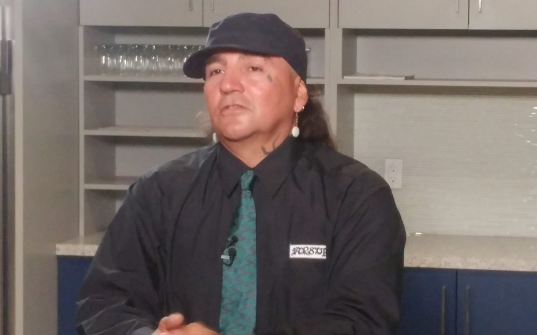 """""""All of my life I have been in the system"""", former gang member aims to give back"""