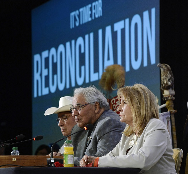 Former TRC commissioner urging Canadians to continue reconciliation