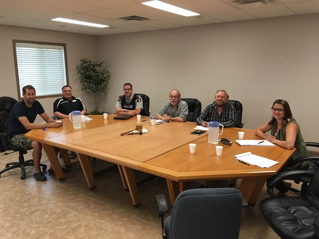 Public Meeting in Air Ronge Looks at Crime and Upcoming Projects