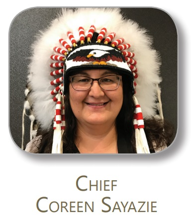 Sayazie elected second term chief for Black Lake Dene Nation