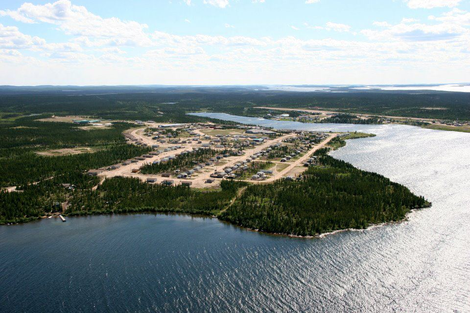Sask. meets with feds over Wollaston Lake road money