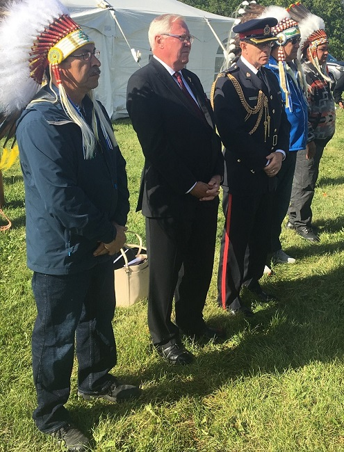 Treaty 10 Gathering kicks off in northwest Saskatchewan