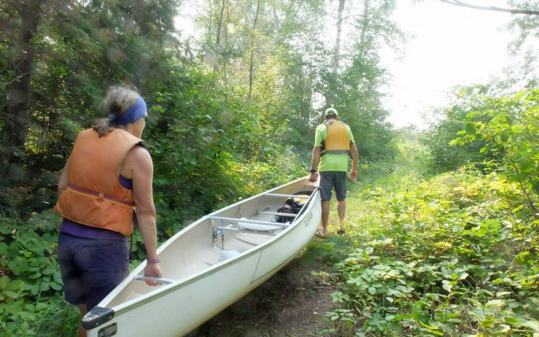 La Ronge to host canoe races on weekend