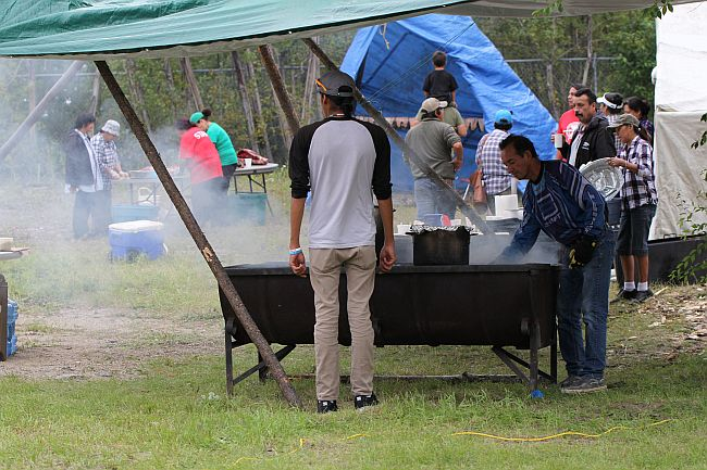Cultural gathering underway in La Ronge