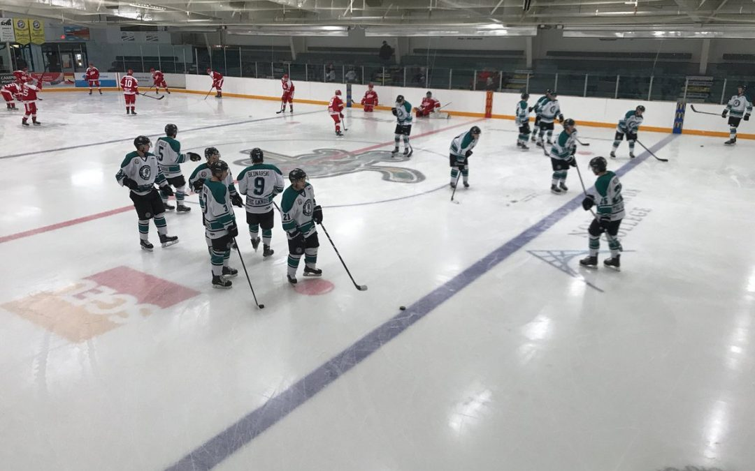 Ice Wolves open camp this weekend