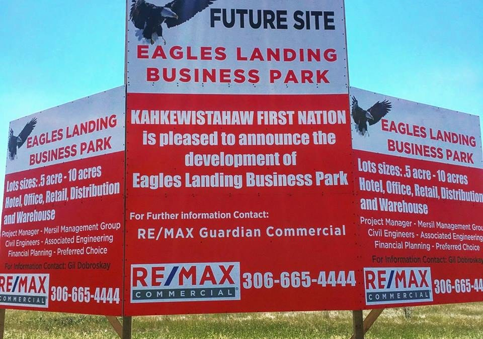 Kahkewistahaw turn sod on economic development in Saskatoon