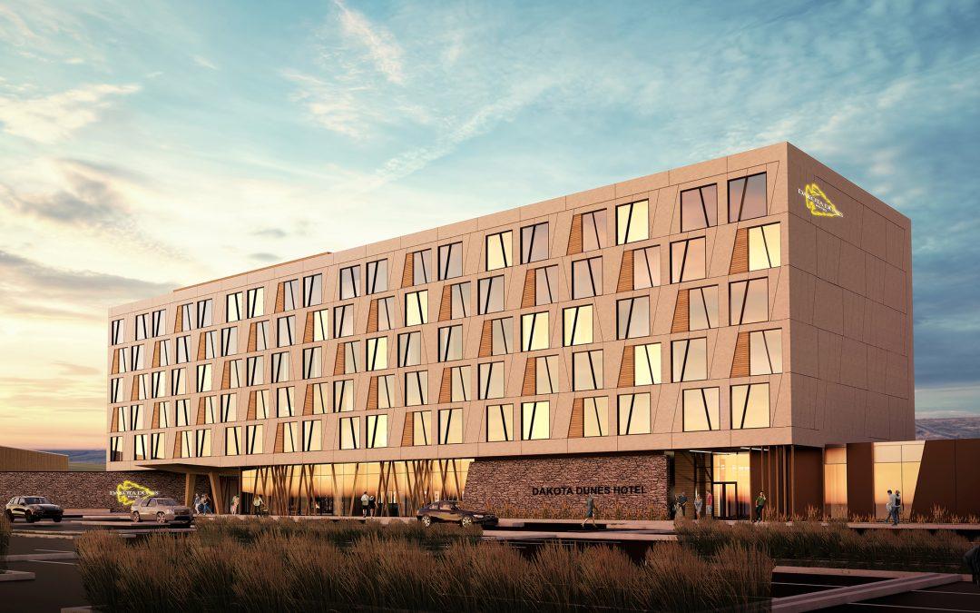 Feds invest in Dakota Dunes Hotel