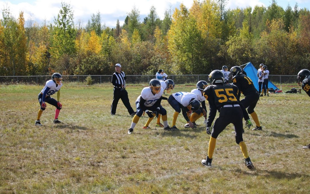 Northern Saskatchewan Football League underway